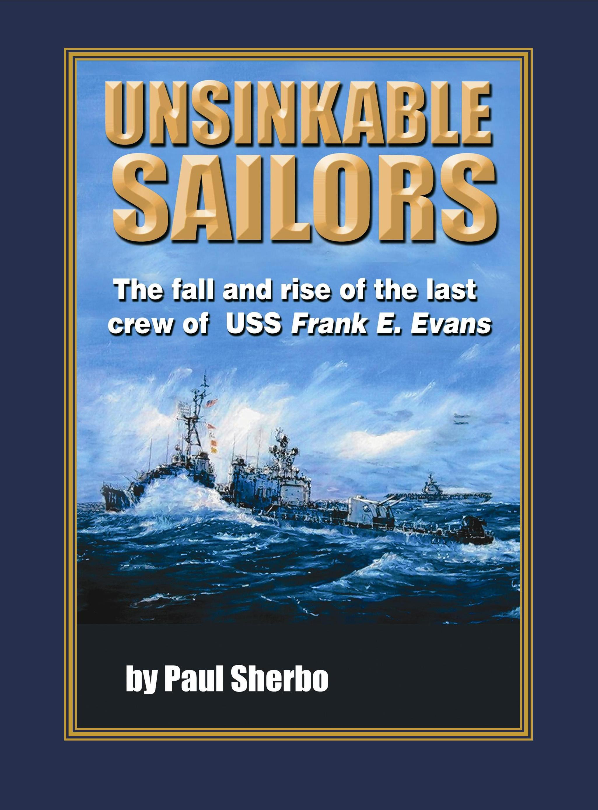 Unsinkable Sailors by Paul Sherbo book cover