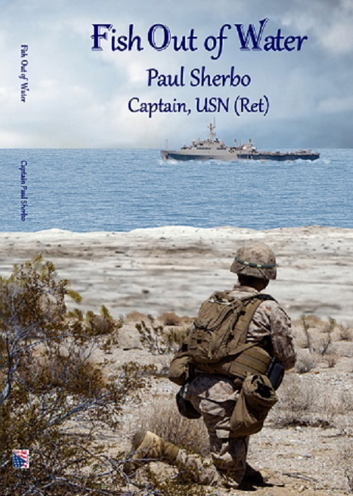 Fish Out of Water by Paul Sherbo book cover